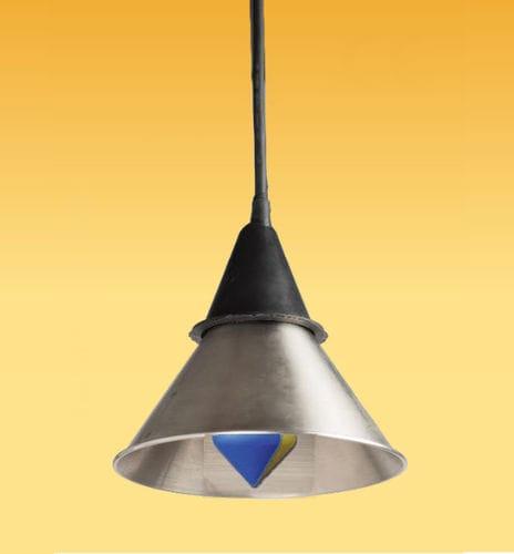 tilt level switch / for bulk materials / stainless steel / IP68