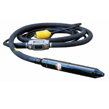 electric concrete internal vibrator