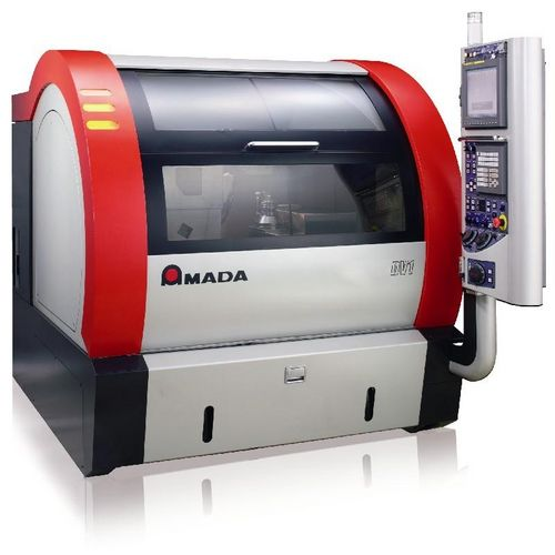 external cylindrical grinding machine / for metal sheets / CNC / with CCD camera