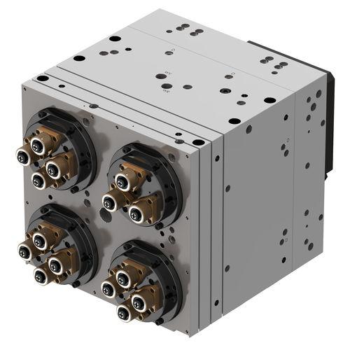 multi-spindle tool holder