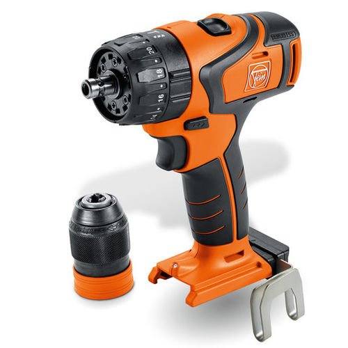 driver drill / cordless / compact / two-speed