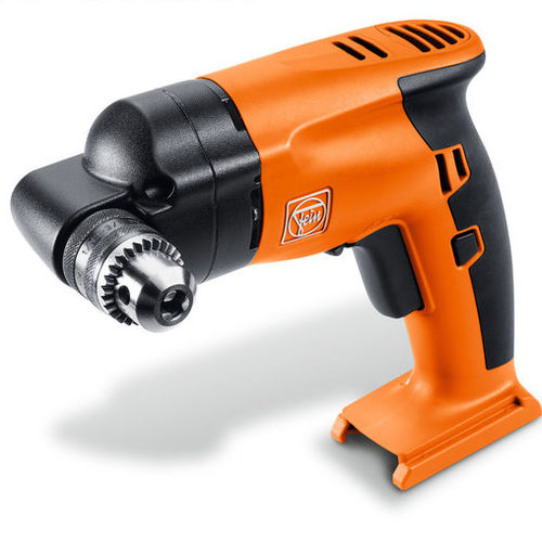 cordless drill / compact / powerful / right-angle