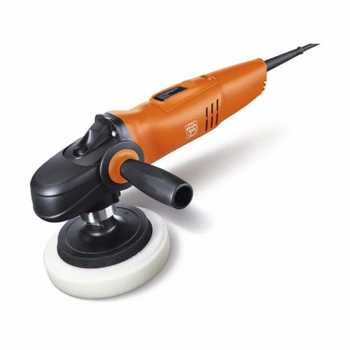 angle polisher / electric / for all materials