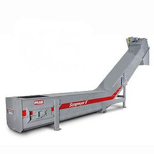 belt conveyor / automatic / L / Z type