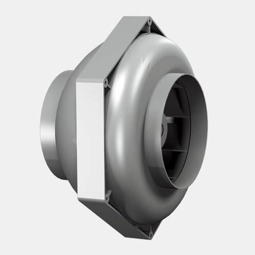 centrifugal fan / ventilation / backward curved / in-line