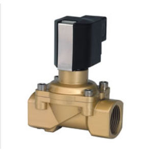 diaphragm solenoid valve / direct-operated / 2/2-way / normally closed