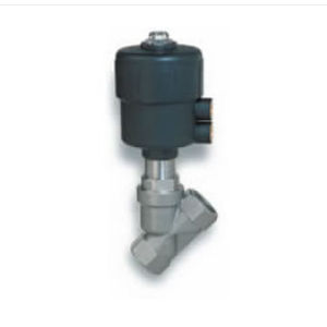 hydraulic valve / pressure-control / for water / angle seat