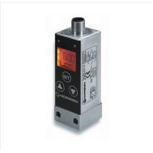 electronic pressure switch / for air / for pneumatic applications / compact