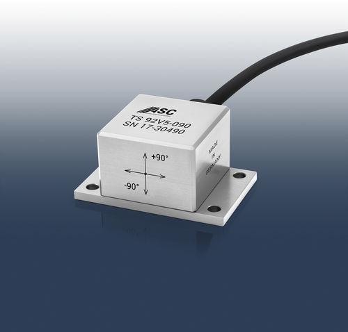 2-axis tilt sensor