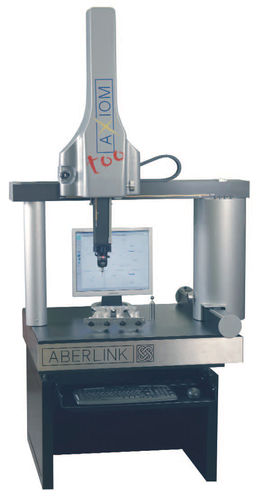 manually-controlled coordinate measuring machine