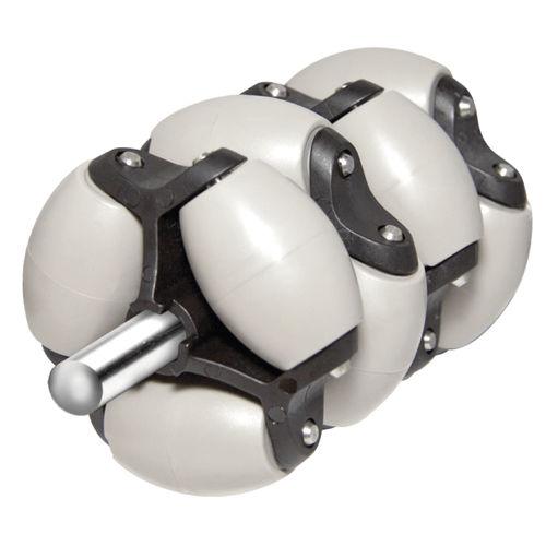 monobloc wheel / polyamide / for conveyors