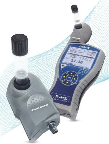 multi-parameter photometer / for water analysis / portable
