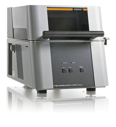 fluorescence spectrometer / laboratory / compact / energy dispersive X-ray fluorescence