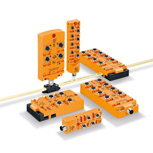 compact I/O module / digital / analog / ASi