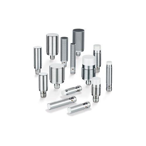 inductive proximity sensor / cylindrical / rectangular / oil-resistant