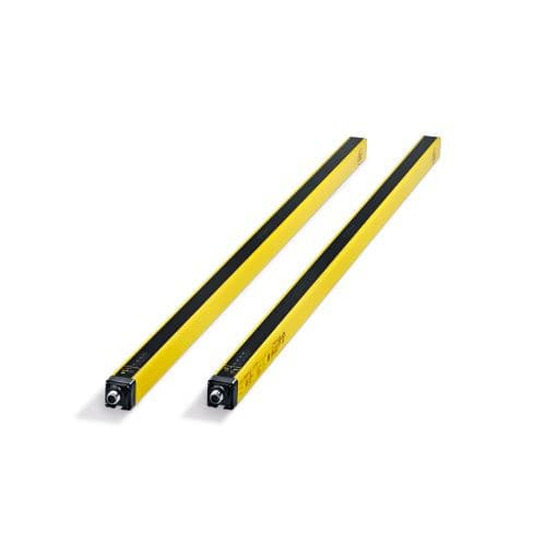type 2 safety light barrier / type 4 safety / multibeam / rugged