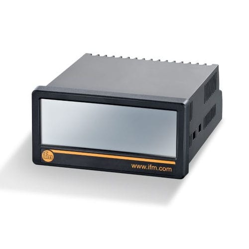 numeric display / with touch screen / smart / panel-mount