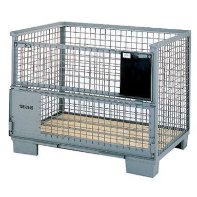 metal pallet box
