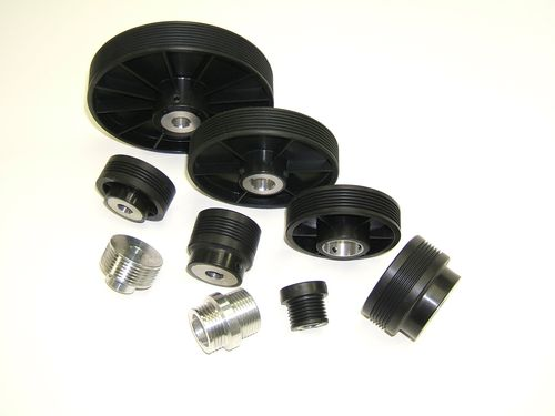 groove pulley / ribbed belt