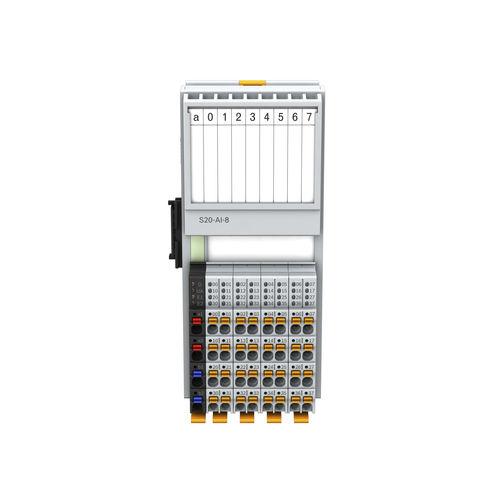 analog input module / current / voltage / 8-I