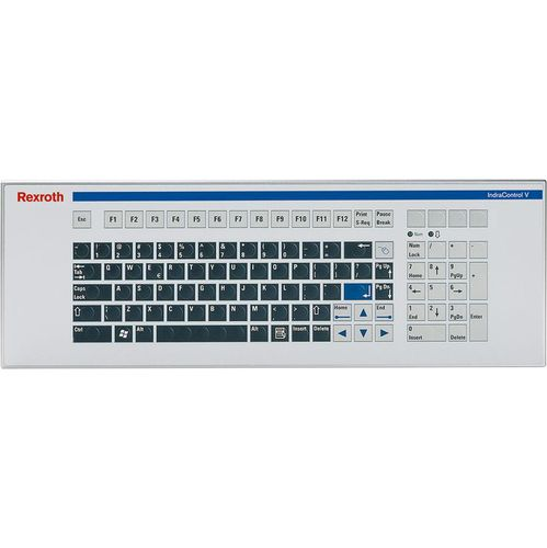 panel-mount keyboard / with mechanical keys / 85-key / without pointing device