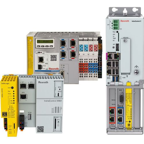 compact PLC / safety