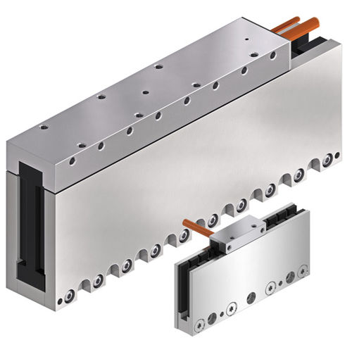 DC linear motor / iron-core / synchronous / ironless