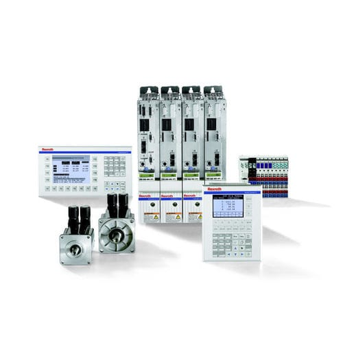 multi-axis motion controller / single-phase / integrated / compact