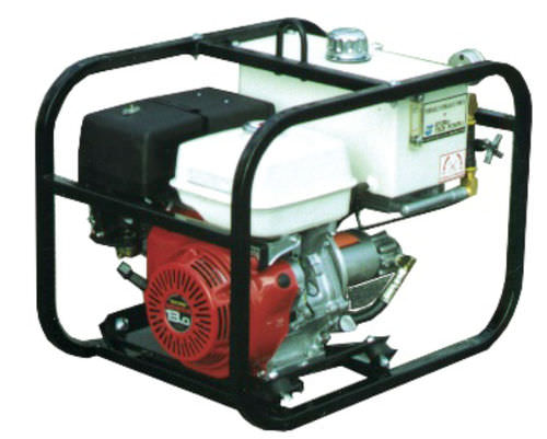 gasoline engine hydraulic power unit / for mobile applications / mobile