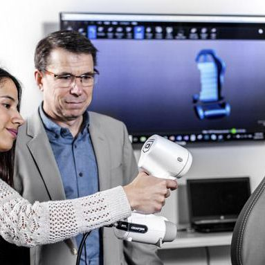 3D scanner - Creaform