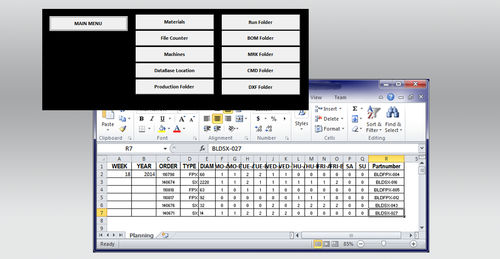 operations management software / nesting / for cutting machine / for textiles