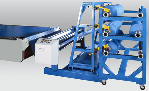 feeding unit for cutting applications