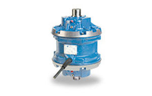 vibration motor with electric actuator / vertical