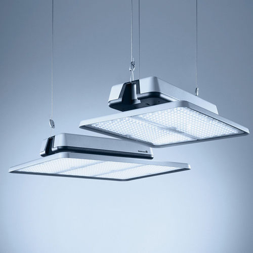 ceiling-mounted lighting / high bay light / LED / high-efficiency