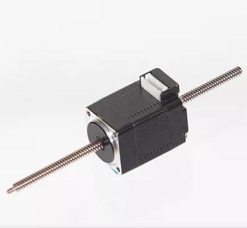 Linear actuator motor / DC / stepper / custom - PLM-8 series - OMS