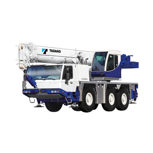 truck-mounted crane / boom / for construction / all-terrain