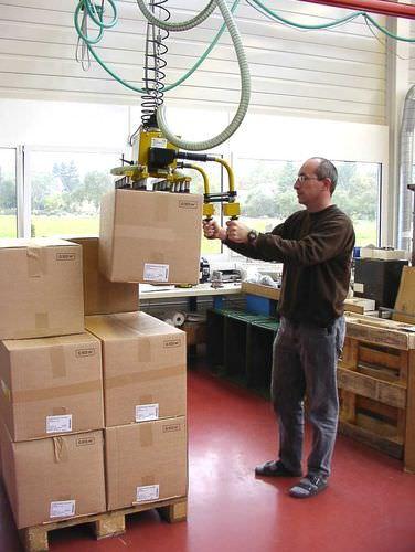 box vacuum lifting device / electric