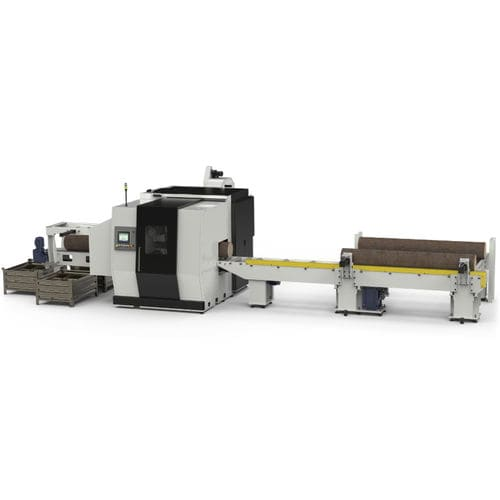 circular sawing machine / for metals / for profiles / for tubes