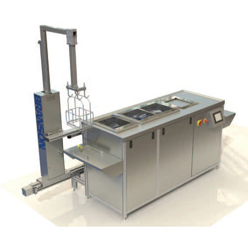 ultrasonic cleaning system / manual