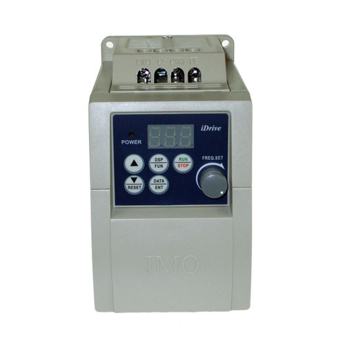 DIN rail variable-speed drive