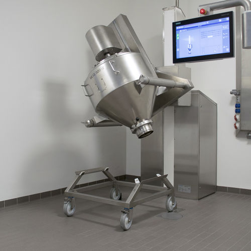 dynamic blender - L.B. Bohle Maschinen + Verfahren GmbH