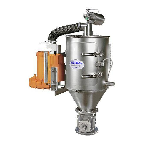 vacuum conveyor / pneumatic / for powders / for bulk materials