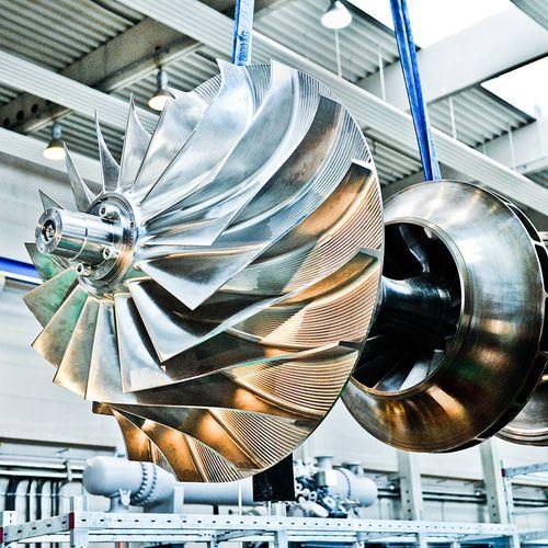 radial turbo-compressor