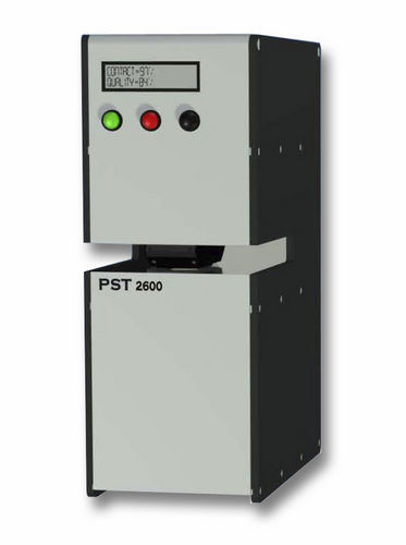 print simulation testing device / surface / automatic