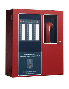 analog telephone / wall-mounted / fire alarm / fireproof