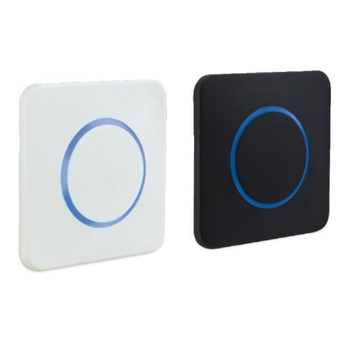 door opening switch / LED-illuminated / non-contact / IP65