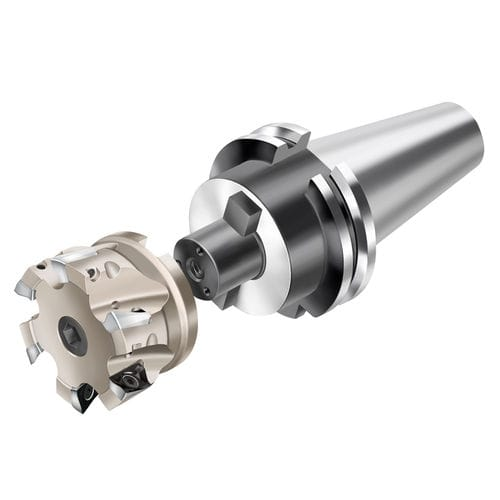 SK tool holder / steep taper / milling / for high-precision cutting