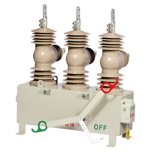 spring operated load-break switch