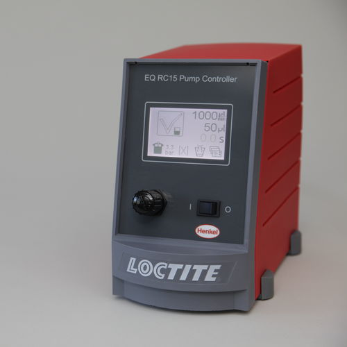 controller for adhesive application systems