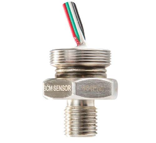 relative pressure sensor / thermal / membrane / analog